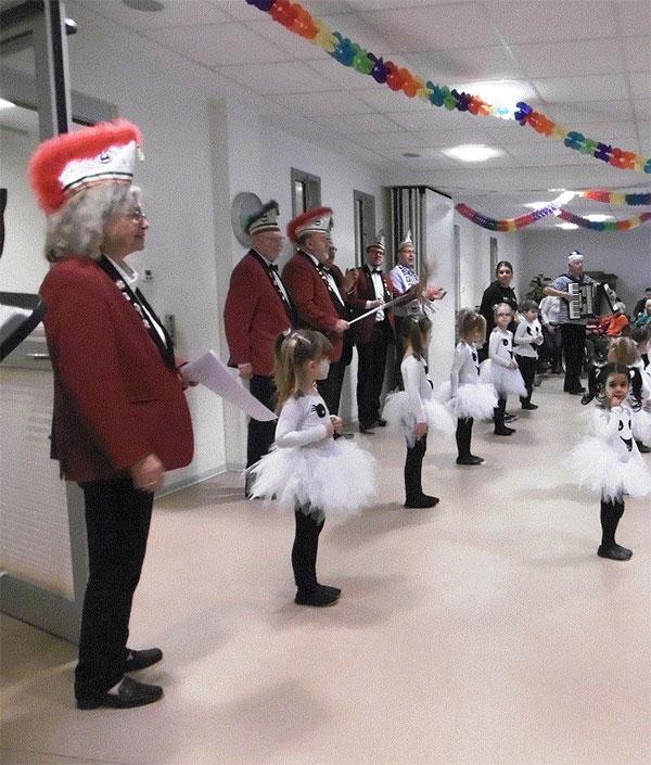 Schlossgeister Karneval 2018